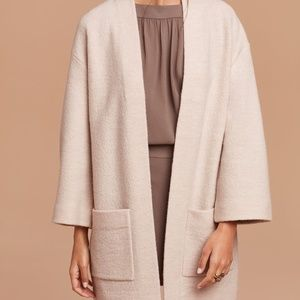Wilfred Brullon Wool Open Cardigan